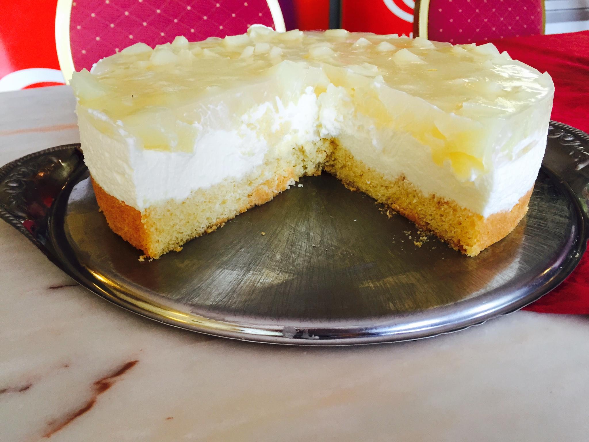 Kuchen zum weitergeben
